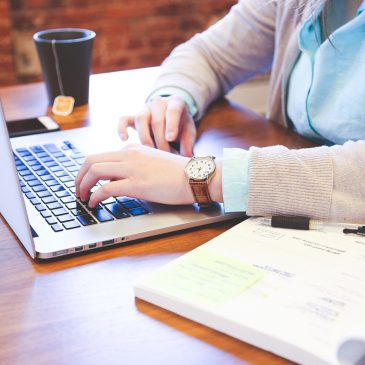 Blogg: Webbkommunikation & företagande
