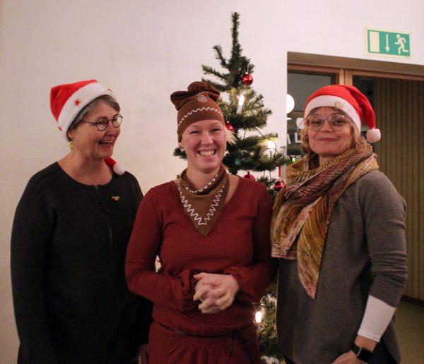 Socialpedagogerna önskar god jul!