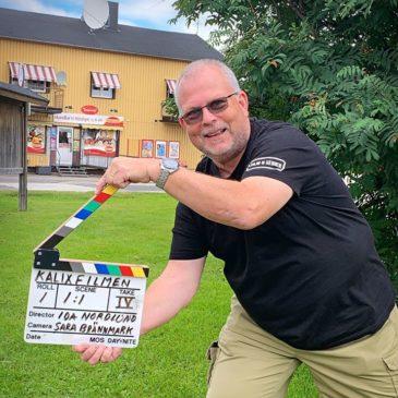 """Anders – lärare på """"Film och serieproduktion"""""""